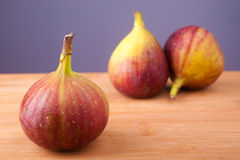 Ripe sweet figs. Royalty Free Stock Photos