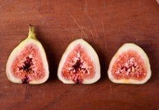Ripe sweet figs. Stock Image
