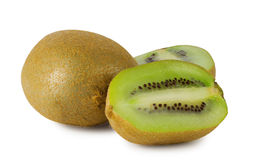 Ripe sweet scented kiwi Stock Photo