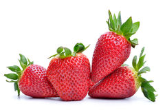 Ripe sweet strawberries Royalty Free Stock Photography