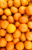 Ripe tangerines as background. Stock Image