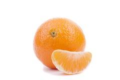 Ripe tangerines. Stock Image