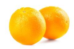 Ripe tasty orange Royalty Free Stock Images