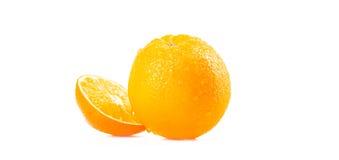 Ripe tasty orange Royalty Free Stock Image