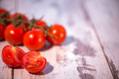 Ripe tempting vegetables Royalty Free Stock Photography