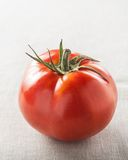 Ripe tomato and fresh Stock Photography