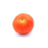 Ripe tomato. On isolated background stock photos