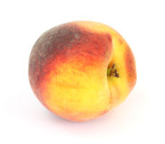 Ripe utility peach Royalty Free Stock Image
