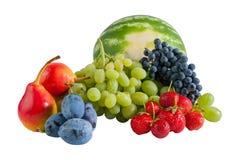 Ripe various fruits Royalty Free Stock Photos