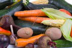 Ripe vegetables Royalty Free Stock Images