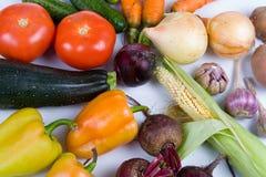 Ripe vegetables Stock Image