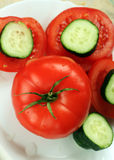 Ripe vegetables Royalty Free Stock Photo