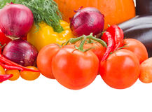 Ripe of vegetables Royalty Free Stock Images