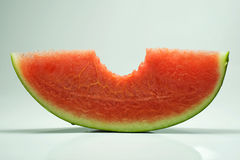 Ripe Water Melon. Close-up of Ripe Water Melon Royalty Free Stock Image