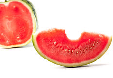 Ripe water-melon Royalty Free Stock Image