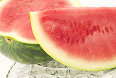 Ripe Watermelon Stock Image