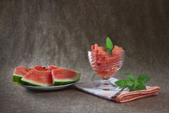 ripe watermelon Royalty Free Stock Photo