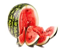 Ripe watermelon Royalty Free Stock Photos