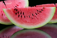 Ripe watermelon Stock Photography