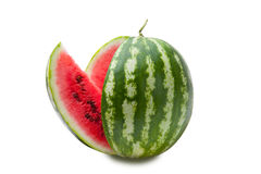 Ripe watermelon Royalty Free Stock Image