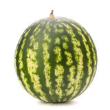 Ripe watermelon Stock Photo