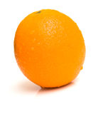The ripe whole orange 2 Stock Image