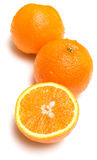 Ripe whole oranges 2 Royalty Free Stock Photo