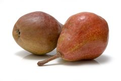 Ripe Williams' Pears Royalty Free Stock Photography
