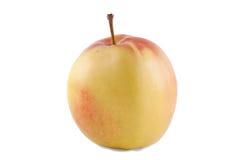 Ripe yellow apple Royalty Free Stock Photography