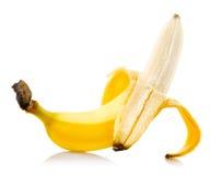 Ripe yellow banana Royalty Free Stock Image
