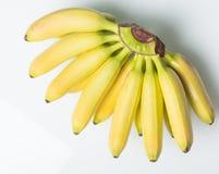 Ripe yellow bananas Stock Photo