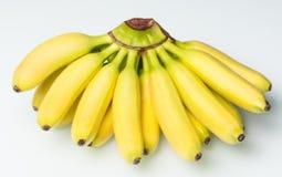 Ripe yellow bananas Royalty Free Stock Images