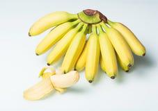 Ripe yellow bananas Stock Image