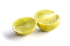 Ripe yellow lemon Royalty Free Stock Photos