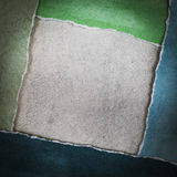 Riped grunge paper background Royalty Free Stock Photography
