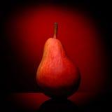 Ripen pear in studio Royalty Free Stock Image