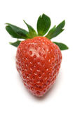 Ripened Strawberry Royalty Free Stock Photos