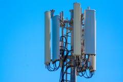 ripetitore cellulare del segnale immagine stock libera da diritti