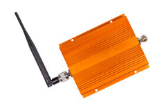 Ripetitore d'amplificazione del segnale per il telefono cellulare di GSM fotografie stock libere da diritti