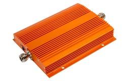 Ripetitore d'amplificazione del segnale per il telefono cellulare di GSM Fotografia Stock