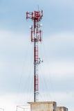Ripetitore dell'antenna fotografia stock libera da diritti