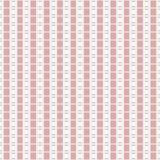Ripetizione della struttura alla moda moderna geometrica con nei colori grigi e rosa Immagine Stock