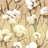 Ripetizione viva floreale Fotografia Stock