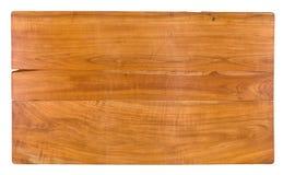 Ripiano del tavolo antico Immagini Stock Libere da Diritti