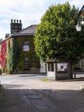 Ripley è un villaggio e una parrocchia civile in North Yorkshire in Inghilterra, alcune miglia a nord di Harrogate Una datazione  Immagine Stock