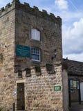 Ripley è un villaggio e una parrocchia civile in North Yorkshire in Inghilterra, alcune miglia a nord di Harrogate Una datazione  Immagine Stock Libera da Diritti