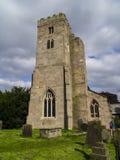 Ripley é uma vila e uma paróquia civil em North Yorkshire em Inglaterra, algumas milhas ao norte de Harrogate Um castelo que data Fotografia de Stock Royalty Free