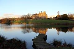 Ripley Castle stock foto