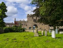 Ripley est un village et une paroisse civile dans North Yorkshire en Angleterre, quelques milles au nord de Harrogate Une datatio Photos libres de droits