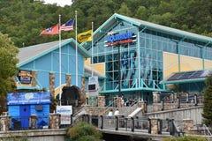Ripley`s Aquarium of the Smokies in Gatlinburg, Tennessee Royalty Free Stock Images